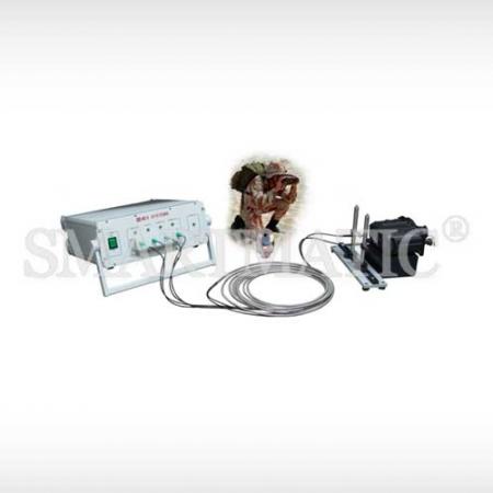 Variable Laser Range Simulator