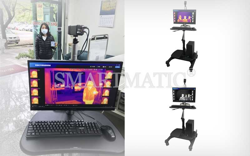 A1 Thermal Camera Access Control System