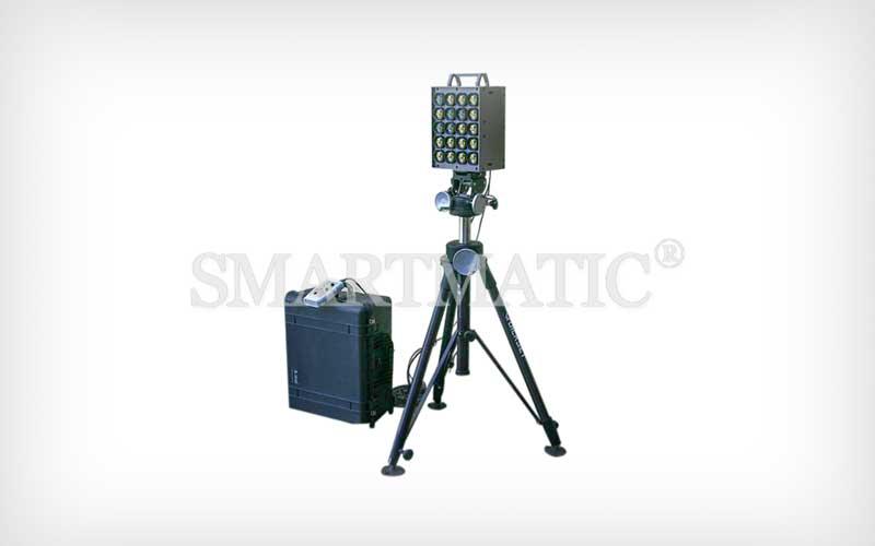 UV Missile Signal Simulator