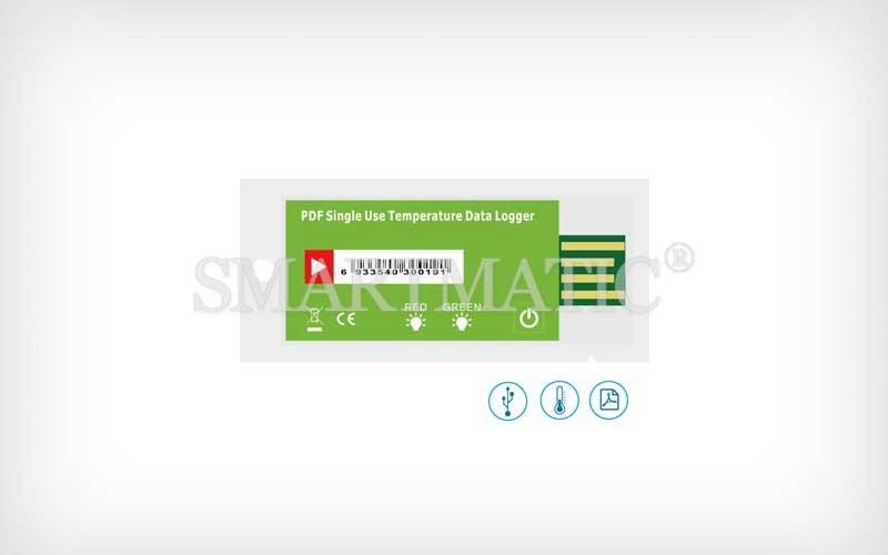 Y12 Disposable Temperature Logger
