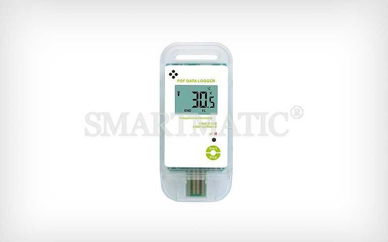 Y20D Disposable Temperature Humidity Logger
