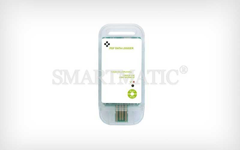 Y20LT Disposable Temperature Humidity Logger